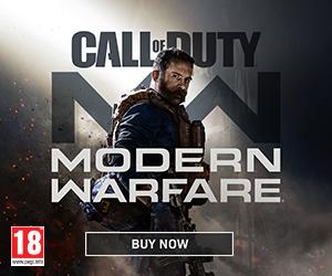Call of Duty: Modern Warfare er ude nu